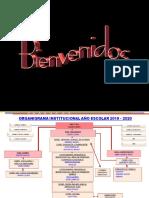 Presentación Orientaciones Generales de Educación Media 2019-2020