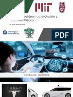 conducción autonoma perspectiva para Mexico