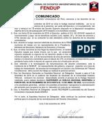 comunicado para secretarios fendup.docx