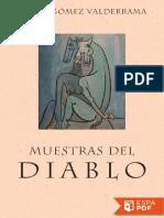 Muestras Del Diablo - Pedro Gomez Valderrama