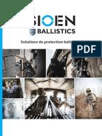 Sioen Ballistics Cat Fr