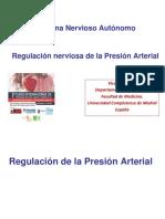 REGULACION PRESION ARTERIAL