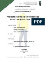 Ejemplo de Proyecto II