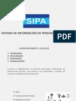 Tutorial Usuario Sipa