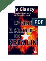 OpCenter 2 - El silencio del Kremlin.pdf