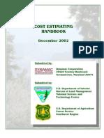 Cost Estimating Handbook