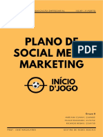 Plano Social Media Marketing