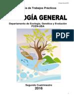 ecología guia UBA