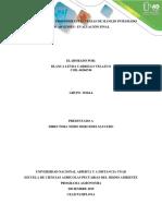 Unidad 3 Paso 7 - Proponer Estrategias de Manejo Integrado de Arvenses