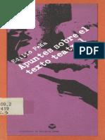Apuntes sobre el Texto Teatral - Edilio Pena.pdf