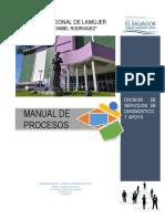 Manual Procesos d Diagnostico y Apoyo 2016 Con Firmas