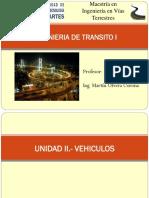 unidad 2 clases de Ingeniería de Transito