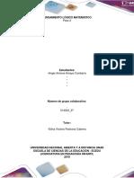 Plantilla de trabajo - Paso 2 - Reconocer los procesos y contenidos para el DPLM en la educación infantil.docx