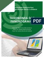 Livro Ead Taxonomia