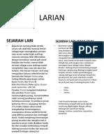Larian&Lari Jarak Jauh