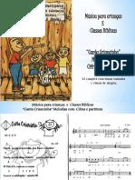 Musicas Para Criancas e Classes Biblicas
