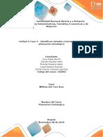 Unidad 2 - Fase 3 - Identificar métodos y herramientas de planeación estratégica - Trabajo Colaborativo.docx