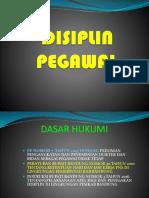 Disiplin Ptt