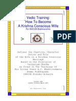 Marriage Training