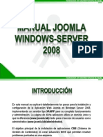MANUAL_APLICACIÓN_WEB_JOOMLA_WINDOWS_SERVER_2008_LARED38110
