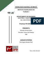 Reportes de Microcontroladores