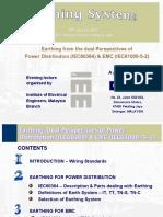 Power&EMC Earthing Apr10