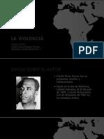 La Violencia.pptx