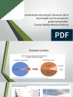 Lesgislación Storage Energy