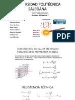 RESUMEN CAP3-TRANSFERENCIA DE CALOR