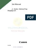 Finisher V1 Portable Manual