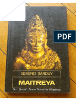 (Severo Sarduy) - Maitreya
