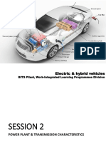 Electric vehicle notes