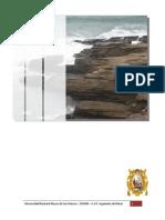 Informe de Geología Morro Solar