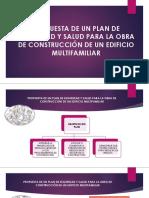 PROPUESTA DE UN PLAN DE SEGURIDAD Y SALUD - EDIFICIO MULTIFAMILIAR.pptx