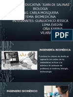 INGENIERIA BIOMEDICA
