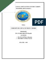 Corrosión en materiales de Níquel y Hierro.docx