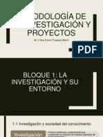 Bloque 1 Metodologia