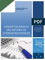 Conceptos Basicos de Cuentas Nacionales BCR 2008