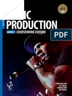 RSK200087 MusicProduction 2016 G7 Coursework-05Oct2018