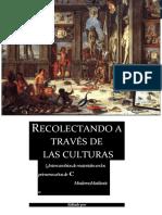 Recolectando a través de Culturas Ed. Daniela Bleichmar y Peter C. Mancall