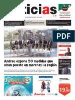 Noticias de La Rioja Nº 3684