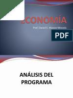 Economía - Tema 1 - Introducción y Objeto de Estudio de La Economía
