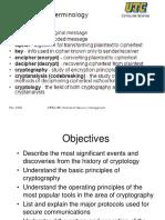 cryptogrphy