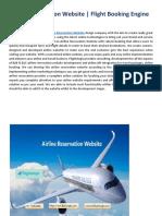 Airline Reservation Website.docx