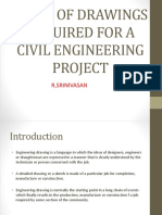 types of drg required for a project