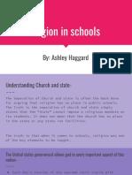 religion in schools   2