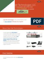 CIsco Switches | Cisco Supplier | Cisco Dubai | Cisco Products