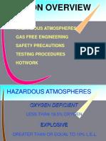 Hazardous Gases
