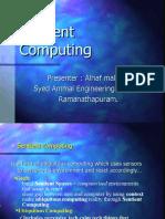 sentient computing (1) - Copy.ppt