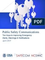 432751090 Public Safety Communications